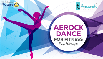 GUINNESS WORLD RECORD - AEROCK DANCE (Fun and Masti Dance Aerobics)