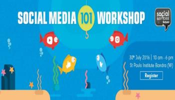 Social Media 101 Workshop for Startups