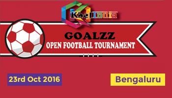 KhelINDIA GOALZZ-Open Football Tournament