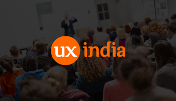 UXINDIA 2016:: International Conference on User Experience Design