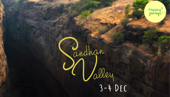 THE Mystic Sandhan Valley Trek on 3rd Dec 2016 - Mapping Journeys