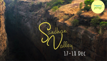 THE Mystic Sandhan Valley Trek on 17th Dec 2016 - Mapping Journeys