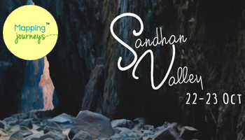 THE Mystic Sandhan Valley Trek on 22nd Oct 2016 - Mapping Journeys