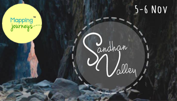 THE Mystic Sandhan Valley Trek on 5th Nov 2016 - Mapping Journeys