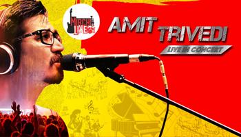 Mirchi Live with Amit Trivedi