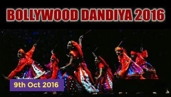 BOLLYWOOD DANDIYA 2016
