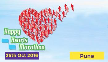 Happy Hearts Marathon 2016