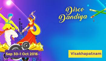 Dandiya Nights at Dolphin Hotel Vizag
