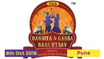DANDIYA AND GARBA RAAS UTSAV 2016