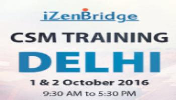 Get CSM Certified - 2 Day Workshop