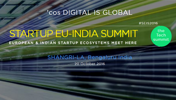 StartUp EU-INDIA Summit