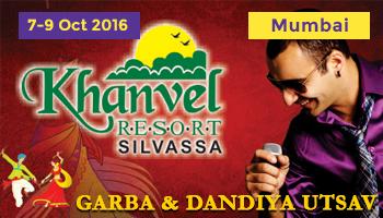 BISLERI ROCKSTAR PRESENTS KHANVEL DANDIYA UTSAV 2016