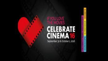 Celebrate Cinema 2016 by Whistling Woods International