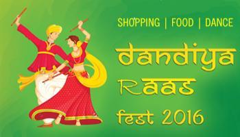 Dandiya Raas Fest 2016