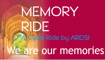 Memory Ride- A Cycle Ride by ARDSI
