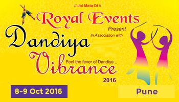Royal Events presents Dandiya Vibrance 2016