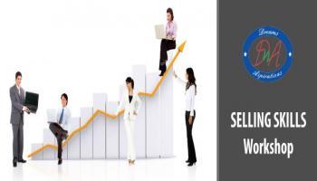Selling Skills Workshop 30 September