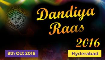 Dandiya Raas 2016 at N convention