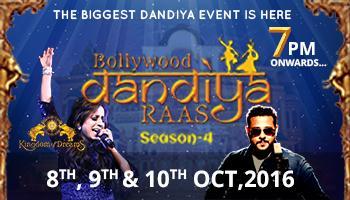 Bollywood Dandiya Raas 2016