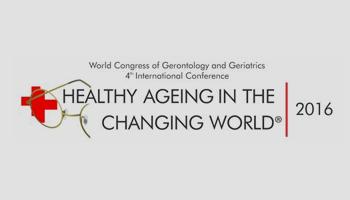 World Congress on Gerontology  Geriatrics - 2016