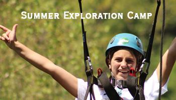 Summer Exploration Camp