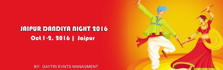 JAIPUR DANDIYA NIGHT 2016