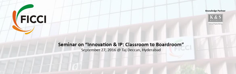 Seminar on Innovation and IP