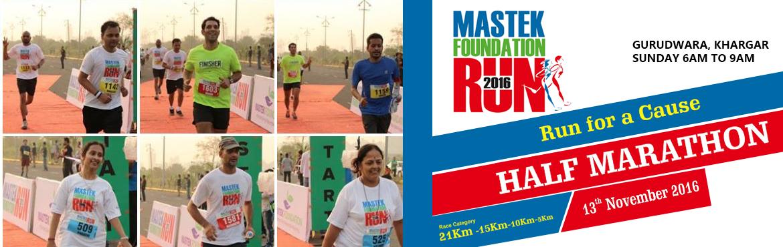 Mastek Foundation Run 2016
