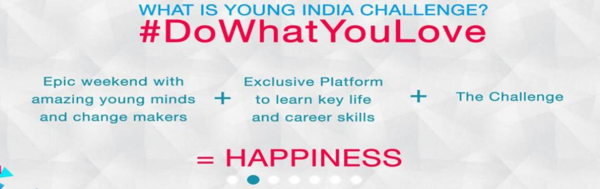 Young India Challenge (YIC) 2016 - Mumbai