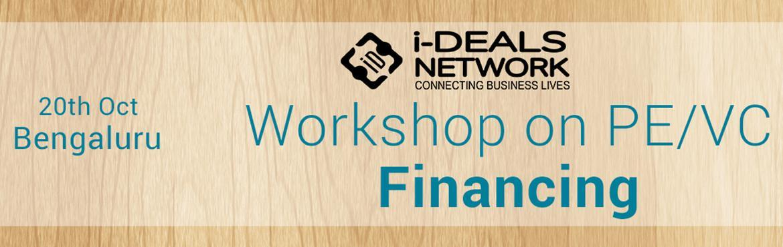 Workshop on PE/VC Financing Bengaluru