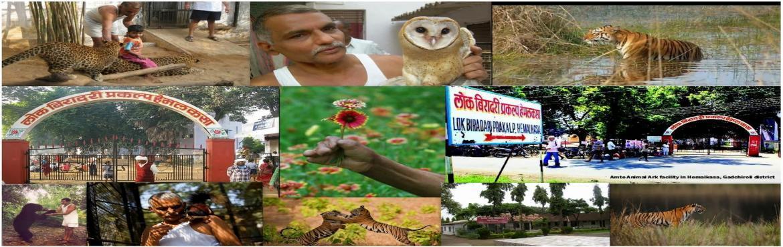Socio Dyanamic Tour To Anandvan Hemalkasa Somanth