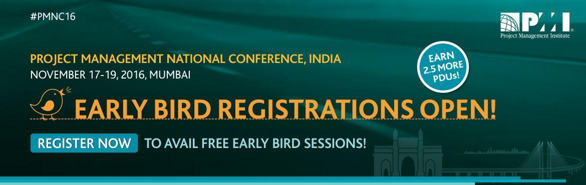 PMI India Project Management National Conference