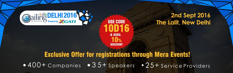 eTailing India Delhi 2016