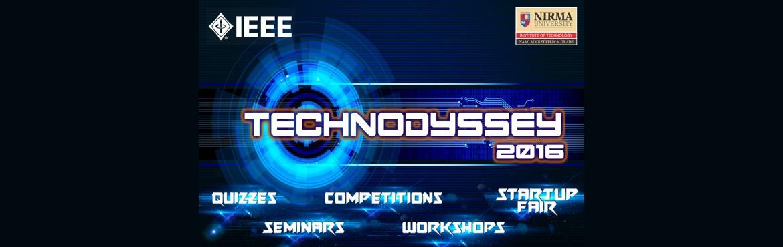 Technodyssey 2016 and Startup Fair