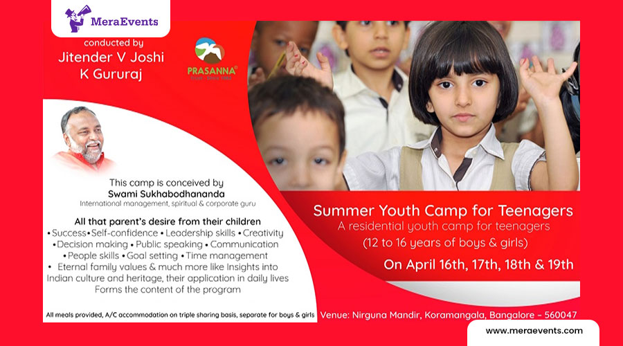 Summer Camp for youth