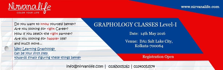 Graphology Level 1-Kolkata