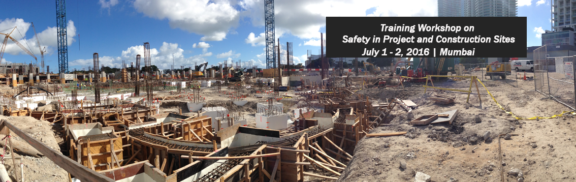 Training Workshop on Safety in Project and Construction Sites