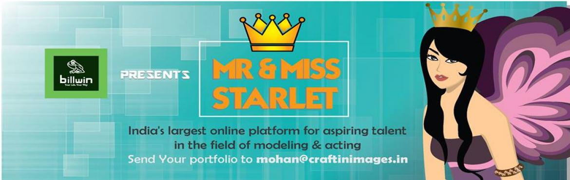 Mr-Mrs Starlet- India s Largest Online Platform For Aspring Talent