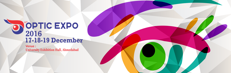 Aakar Expocomm organizing Indias one of the largest Optic Exhibition in Ahmedabad, Gujarat, India.