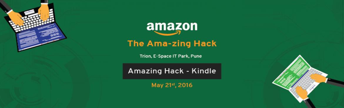 Book Online Tickets for The Ama-zing Hack, Pune. Amazon.com opened on the World Wide Web in July 1995. The company is guided by four principles: customer obsession rather than competitor focus, passion for invention, commitment to operational excellence, and long-term thinking. Customer reviews, 1-