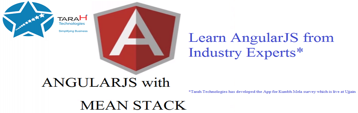 Book Online Tickets for AngularJS with MEAN Stack, Bengaluru. About the Course AngularJS is a Java framework for developing a client-side Web applications.  It first version 1.0 was released in 2012 and nowadays it is most used Java Framework because of the good approach of the development and code organization