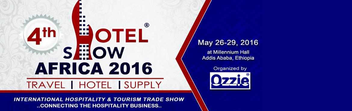 Hotel Show Africa 2016