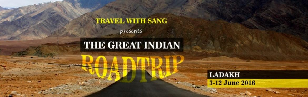 Ladakh - The Great Indian Roadtrip