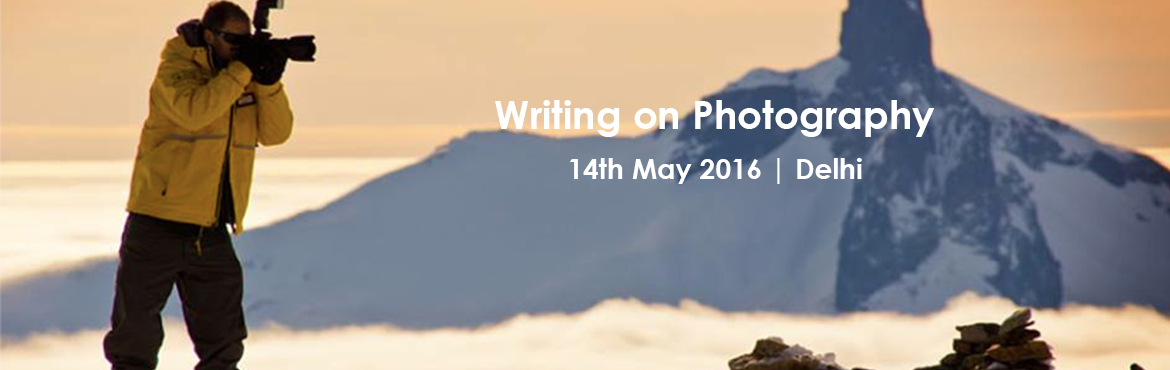 Writing on Photography
