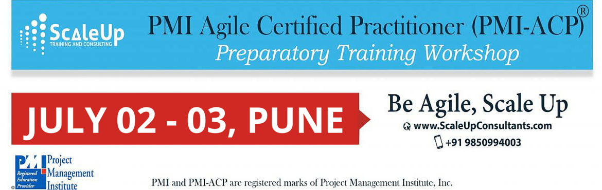 PMI-ACP Certification is a flagship Agile certification from the PMI. The PMI-ACP recognizes knowledge of agile principles, frameworks, and practices.