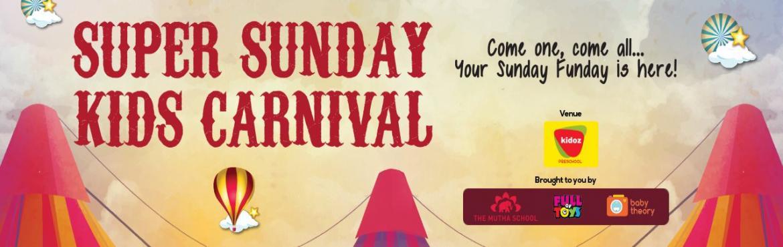 Super Sunday Kids Carnival