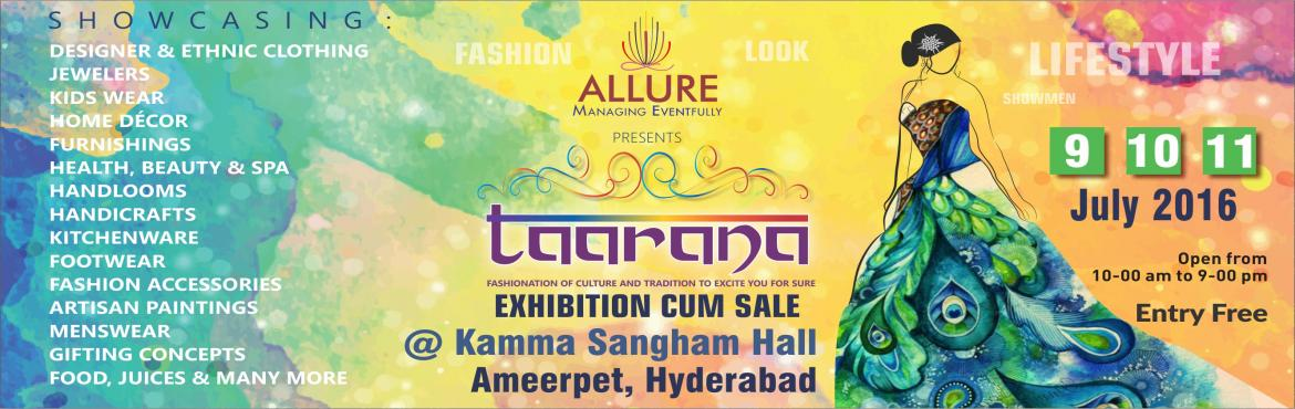 Taarana - Fashion, Jewellery and Lifestyle Exhibition cum Sale