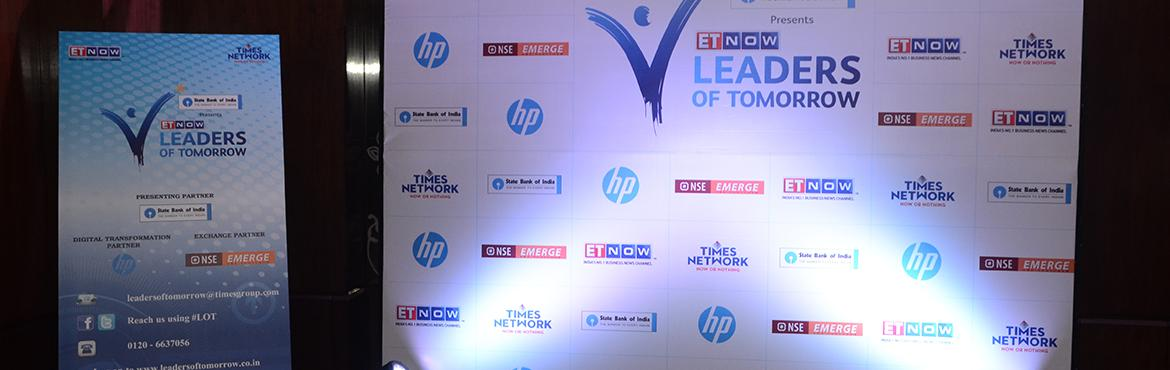 Book Online Tickets for LEADERS OF TOMORROW - MSME CONNECT, Varanasi.  Embracing Digital Transformation, HP strives to transform traditional MSME's to digitally empowered MSME's by partnering with ET Now for the Leaders of Tomorrow Summit 2016.  The Early chapters of Leaders of&nbsp