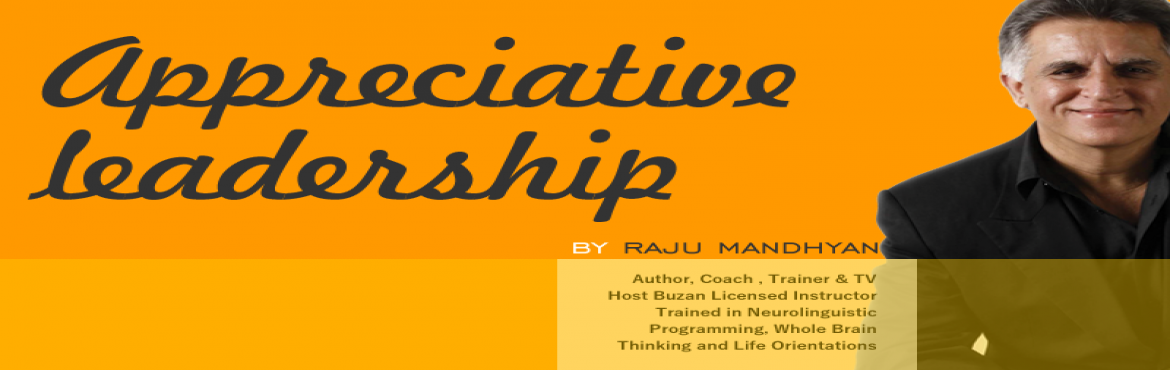Appreciative Leadership workshop