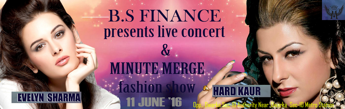 Evelyn Sharma and Hard Kaur Live
